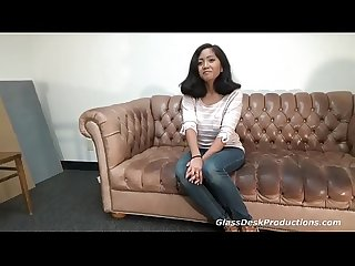 Asian princess gets FUCKED