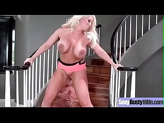 (Alura Jenson) Mature Lady Wtih Big Juggs Enjoy Sex On Camera movie-02