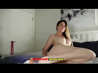 Anal busty booty Camgirl Ashley alban 720p see me live at slutchat webcam