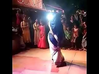 INDIAN OPEN NAVEL BELLY DANCE 185