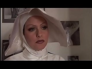 Depravate nun fucks with malcom