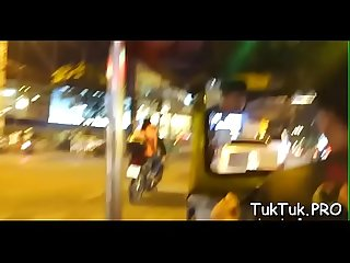 Thai slut enjoys a hot cunni