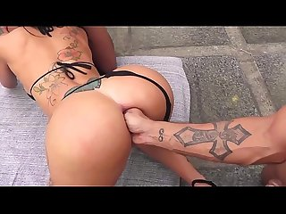 Elisa Sanches DP Anal - completo no meu Xvideos RED