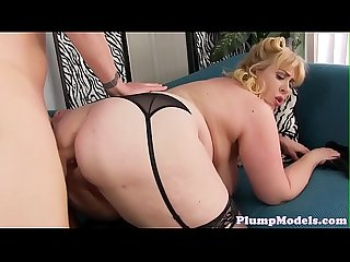 Massivetits BBW babe banged in tight asshole