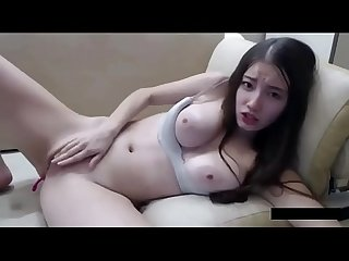 Korean Girl Masturbation