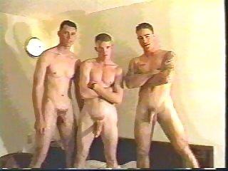 Gay porn asg 3 marines jerk off