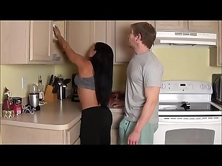 Mom takes load in laundry room alexis rain full version family therapy