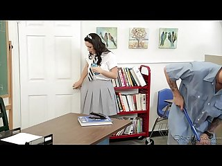 Natalie heart banged on school desk