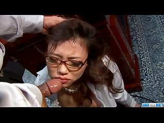 Perfect sex story along Asian secretary,В�Ibuki