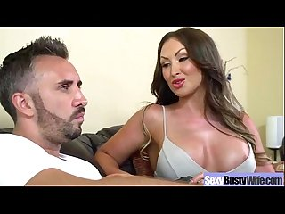 Sex Tape With Horny Sexy Naughty Busty Wife clip-30
