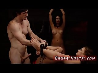Bondage audience xxx Two youthfull sluts, Sydney Cole and Olivia Lua,