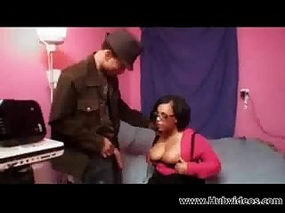Black babysitter ebony sex video