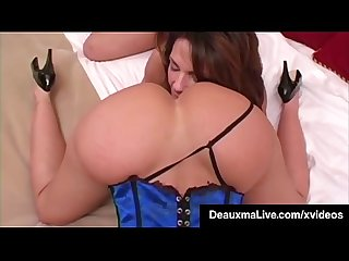Sex hungry milfs deauxma janet mason worship their bodies excl