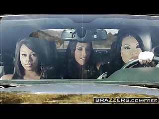 Brazzers pornstars like it big leilani leeane death proof a Xxx parody
