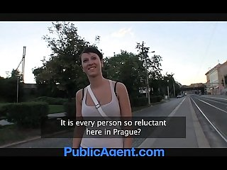 Publicagent great tits great ass great fuck