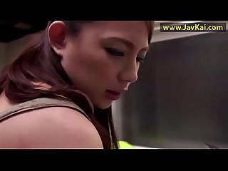 JAV Hottest Japanese model in Best Teens, Striptease JAV movie