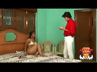 Anushka shetty gets Blackmailed by two guys and fucked