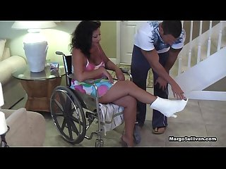 Margo Sullivan - Mom breaks her foot