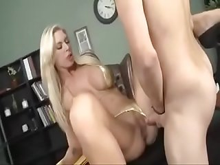 Brooke banner fucked at the office