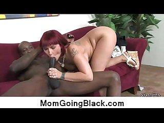 Milf honey go black 6
