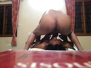 Malayali wife Rani getting mouth fuck