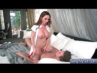 Hard Style Sex Adventures With Doctor And Hot Patient (Nikki Benz) video-22
