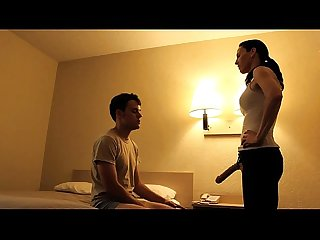 The therapist movie femdom strap on scene