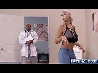 Gorgeous slut patient bridgette b seduce and bang with doctor mov 11