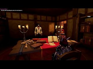 Whorecraft Chapter 1 Episode 1 (REMAKE) Full Gameplay HD PART 3-3