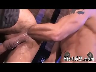 Gay men first time anal fist fucking video a pair we ve been wanting