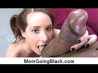 Milf honey go black 23