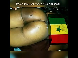 Sextape of a shy African teen student from senegal guediawaye