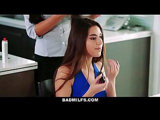 BadMILFS - Learning to Suck Cock & Fuck Before Prom