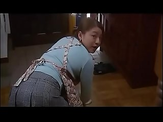 Nymphomaniac Japanese Wife fucks all family