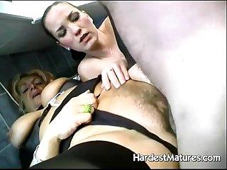 Old man fucking tight hairy pussy