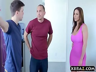 Kendra lust fucked by husband best friend.