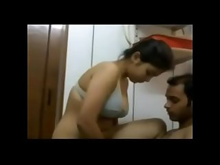 Cute Indian Babe Creampied and Fucked Hard by Brother