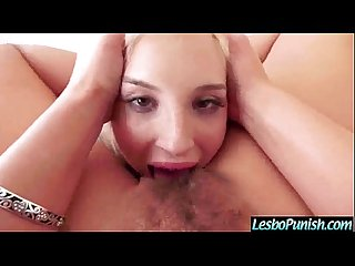 (phoenix&piper) Hot And Mean Lesbians Play Hard In Punish Sex Action On Cam vid-30