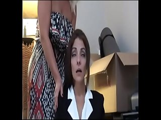 Assistant hypnotizes boss