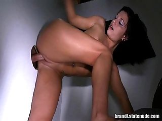Hardcore Glory Hole Sex with Teen Brandi Belle