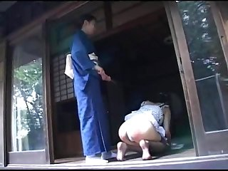164 potential daughter in law gets spanking test