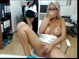 sisters secretary give blowjob to boss - See more on: Camturbate.club