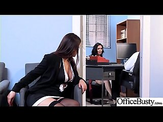 Round big tits Girl lpar abby lee brazil valentina nappi rpar get banged in Office clip 01