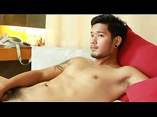 Handsome model thai