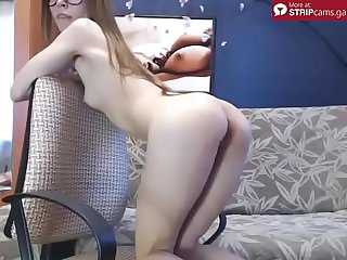 Young Blonde Teen Fuck and Deepthroat on Webcam - More at stripcams.ga