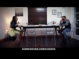 Submissived - Cute Submissive Sofie Reyez Gets Dominated By Her roommate