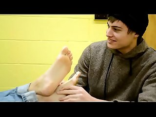 Cams4free.net - Teacher Student Foot Worship