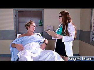 Sex adventures between doctor and horny patient lpar veronica vain rpar vid 30