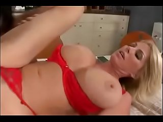 The BEST busty blonde MILF