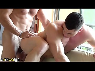 Amazingly Str8 FIT Jocks Have HOT Muscle Sex & Fuck HARD!
